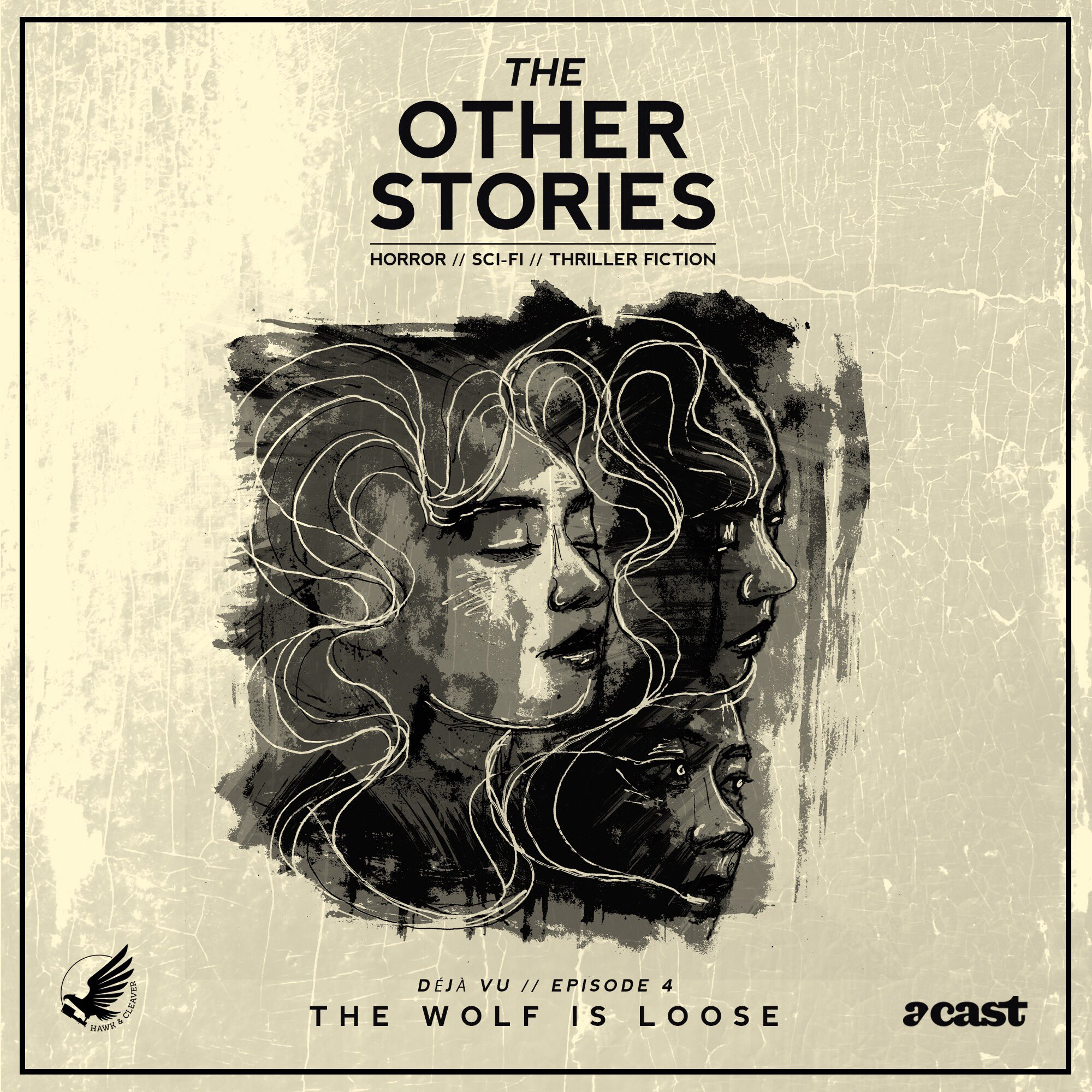 Check out my story The Wolf is Loose on The Other Stories Podcast
