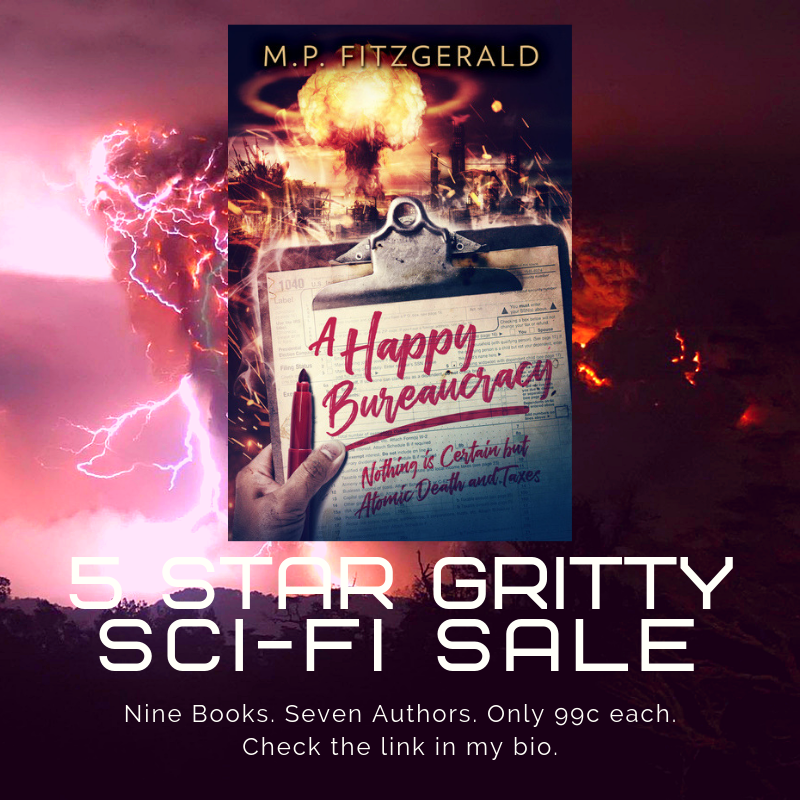 Last call for five star sci-fi